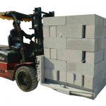 Gạch nâng bê tông thủy lực / Khối nâng kẹp