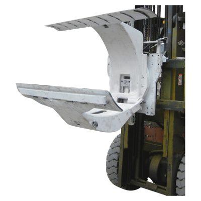 Xe nâng Diesel 3 tấn với kẹp giấy cuộn
