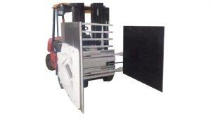 Kẹp carton cho xe nâng, phụ kiện xe nâng Kẹp thùng carton, Xử lý thùng carton.