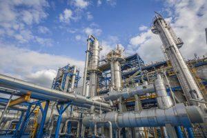 Ngành công nghiệp hóa dầu